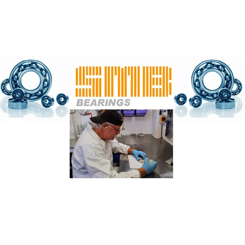 SMB, Camera, Action! A case study in bearing lubrication