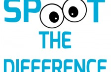 Can you spot all 5 differences??