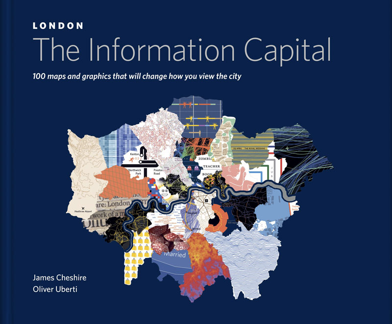 Front cover of The Information Capital