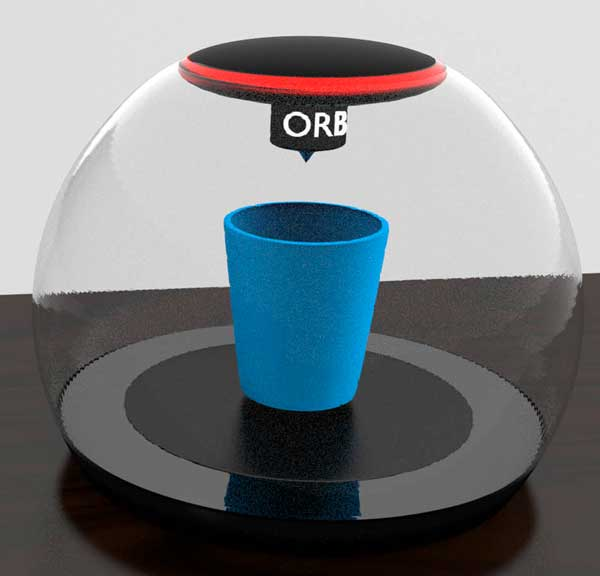 Picture of the ORB Printer