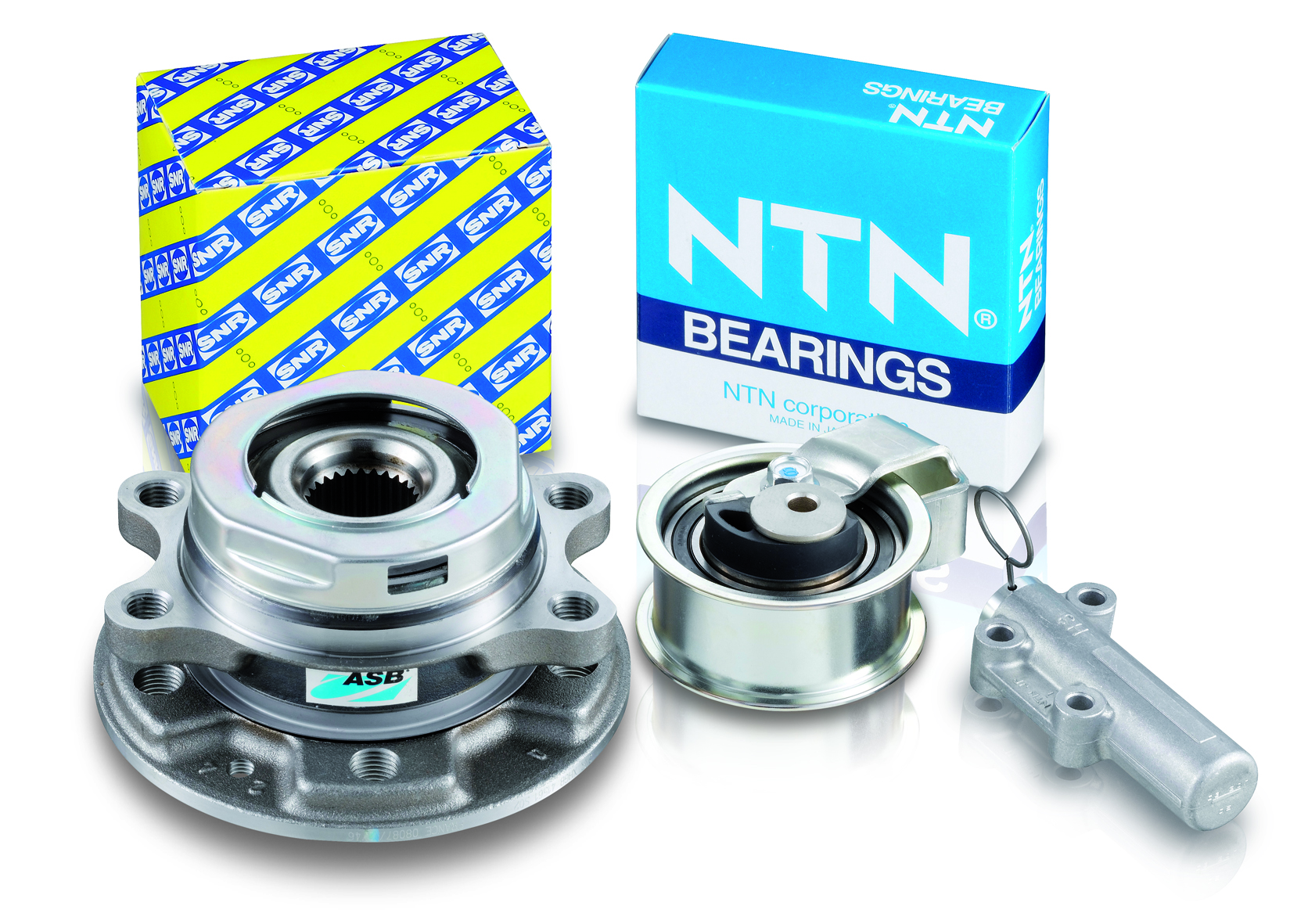 Top bearing manufacturer NTN-SNR officially announces Mineral