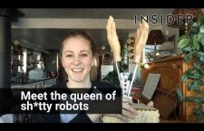 Meet the queen of sh*tty robots – YouTube