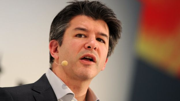 Uber chief executive Travis Kalanick has been planning a move to self-driving cars for some time