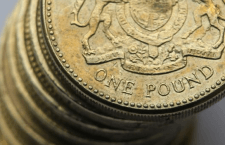 Pound falls on May's Brexit comments