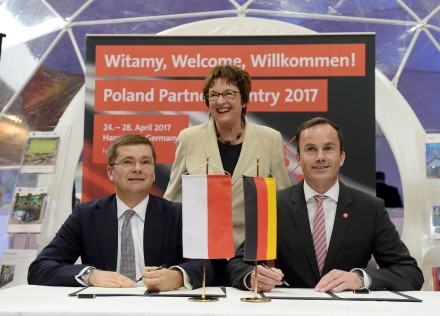 Poland – partner country at Hannover Messe