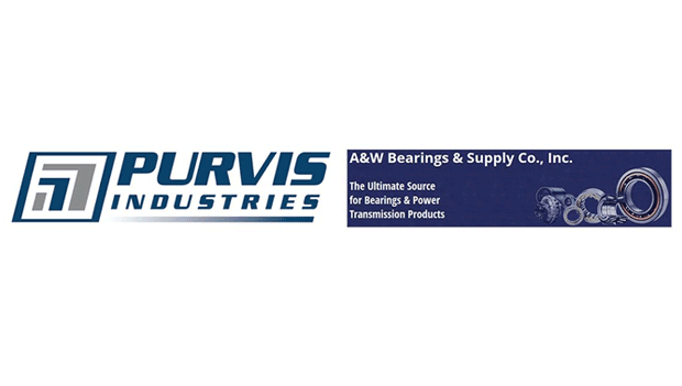 Purvis Industries Acquires A&W Bearings & Supply