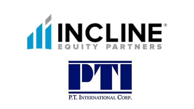 Incline Equity Partners acquires P.T. International Corp