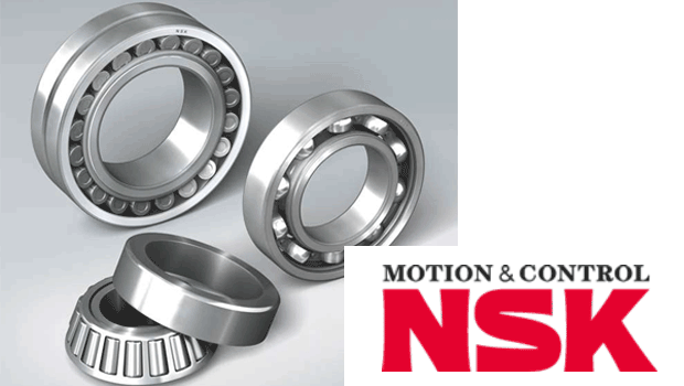 NSK Releases Newly Updated Rolling Bearings Catalogue