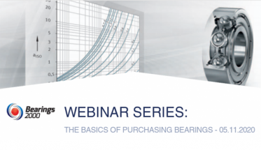 The basics of purchasing bearings
